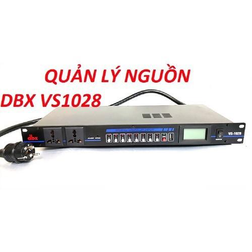 Thiết bị quản lý nguồn điện dbx vs1028 - vs1028
