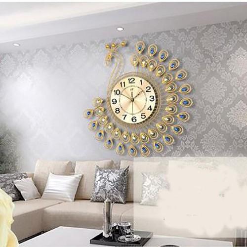Đồng hồ treo tường hình con công