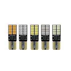 Đèn led T10 24SMD giá bán cho 1 cặp