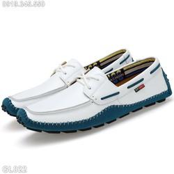 Giày mọi nam big size, giày lười nam big size cỡ lớn 44 45 46 47 48 cho chân to