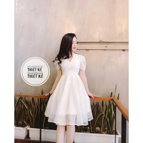 Váy  xòe  công chúa đính hoa hàng thiết kế cao cấp - 13239480 , 21391798 , 15_21391798 , 299000 , Vay-xoe-cong-chua-dinh-hoa-hang-thiet-ke-cao-cap-15_21391798 , sendo.vn , Váy  xòe  công chúa đính hoa hàng thiết kế cao cấp