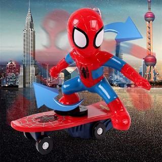 Đồ Chơi - Đồ Chơi - siêu nhân nhện lướt ván thumbnail