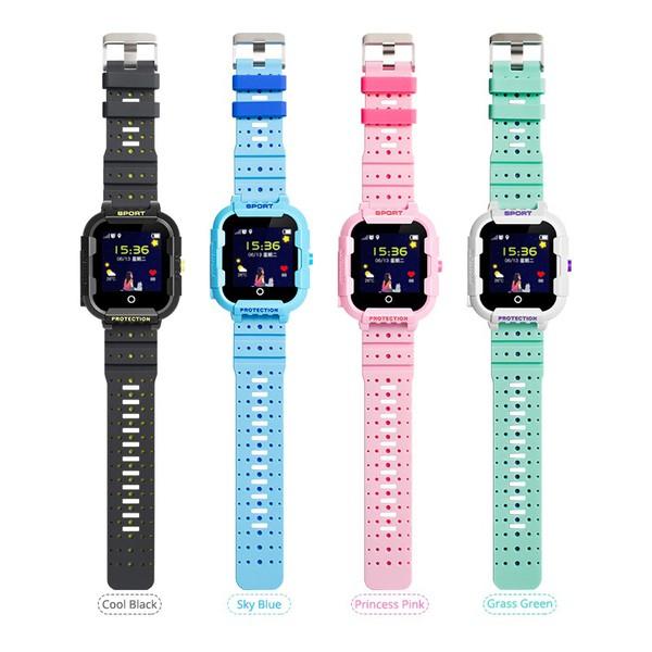 Đồng hồ định vị trẻ em Wonlex KT03 có Camera, chống nước IP67 - ngâm nước