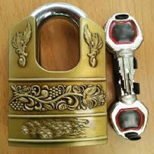Ổ khóa chống cắt-4 chìa  cực rẽ tốt - 19442628 , 22161121 , 15_22161121 , 149000 , O-khoa-chong-cat-4-chia-cuc-re-tot-15_22161121 , sendo.vn , Ổ khóa chống cắt-4 chìa  cực rẽ tốt