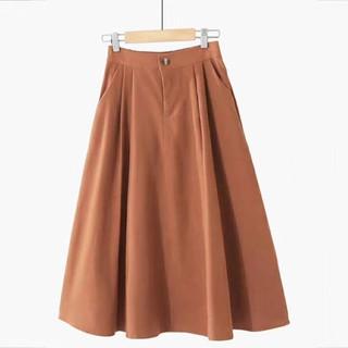 Chân váy xòe dài - cvdainhung1 thumbnail