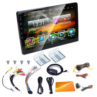 Màn Hình DVD Android Ô Tô 9in 10in Full HD Tích Hợp GPS Chỉ Đường, Camera Lùi Cho Xe Hơi - 9-10inAndroidWifi thumbnail