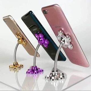 Giá cực rẻ - Giá đỡ điện thoại 2 đầu hình bông hoa siêu chắc - GD3009195 thumbnail