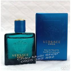 Nước Hoa Mini Versace Eros For Men -5ml- Hàng Xách Tay Mỹ