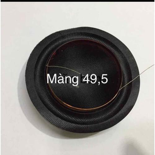 Màng lụa đen loa tép 49.5