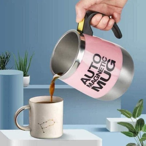 Cốc pha cafe tự khuấy