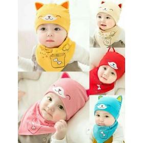 set mũ yếm cho bé - mũ yếm cho bé