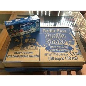 1 thùng 30 hộp sữa pedia plus xuất Mỹ 110ml - N00062