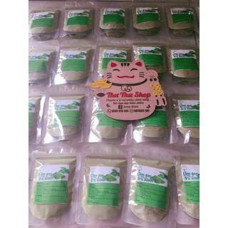 sỉ 10 Bột cám gạo trà xanh 100g - 10ctx thumbnail