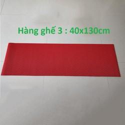 Thảm lót sàn ô tô T25.2 40x130 cm, Thảm Lót Cốp Ô Tô, Lót Khoang Hành Lý, Lót Sàn Xe