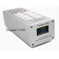 BỘ LỌC ĐIỆN AUDIO WEIDUKA AC8.8 ADVANCE model mới nhất