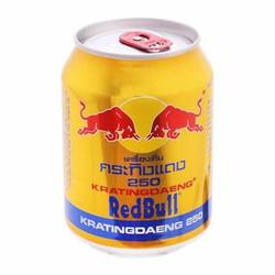 Thanh Hoá - Nước tăng lực bò húc Thái Lan Redbull 250ml