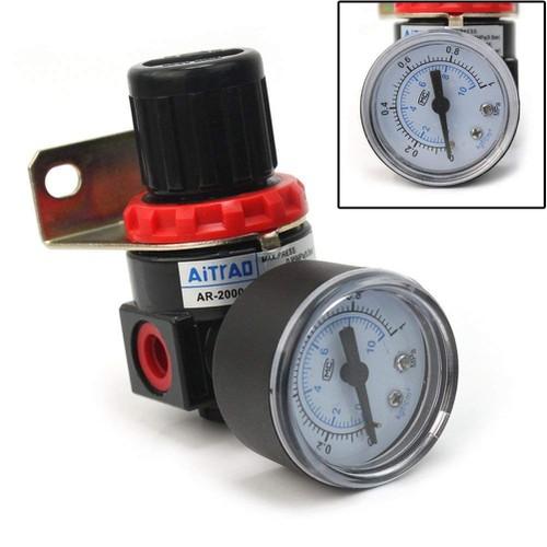 Van điều chỉnh áp suất khí nén lọc khí giá rẻ