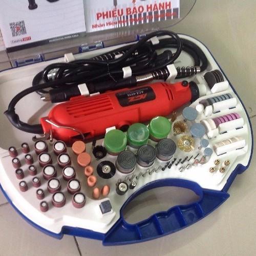 Bộ máy khoan mài cắt khắc mini đa năng acz 100 chi tiết - 13246309 , 21401414 , 15_21401414 , 550000 , Bo-may-khoan-mai-cat-khac-mini-da-nang-acz-100-chi-tiet-15_21401414 , sendo.vn , Bộ máy khoan mài cắt khắc mini đa năng acz 100 chi tiết
