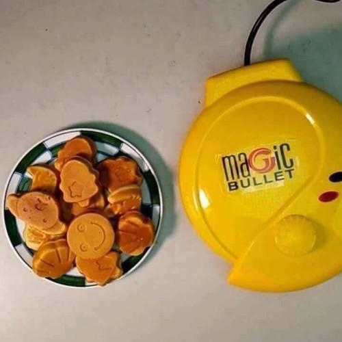 Máy nướng bánh magic hình thú