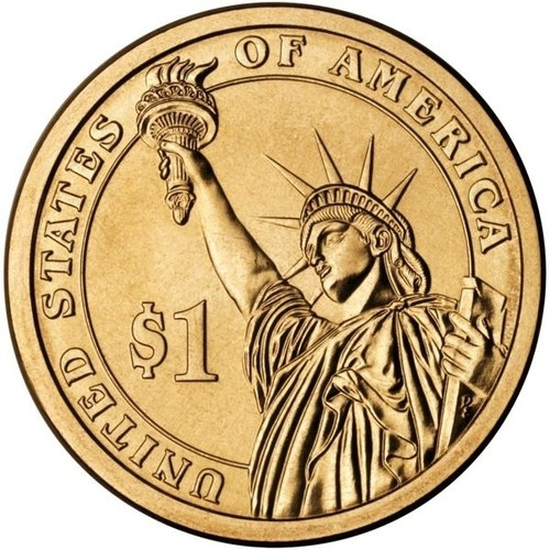 Đồng xu 1 đô la mỹ