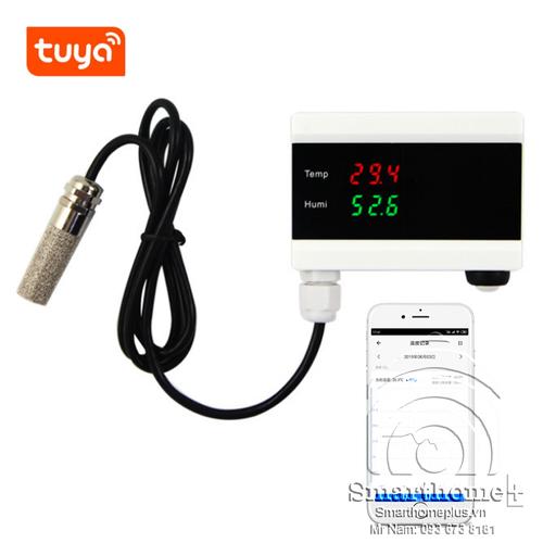 Cảm biến giám sát nhiệt độ độ ẩm phòng máy chủ wifi tuya shp-lb3 - 13244616 , 21399206 , 15_21399206 , 1500000 , Cam-bien-giam-sat-nhiet-do-do-am-phong-may-chu-wifi-tuya-shp-lb3-15_21399206 , sendo.vn , Cảm biến giám sát nhiệt độ độ ẩm phòng máy chủ wifi tuya shp-lb3