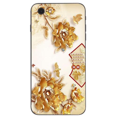 Ốp điện thoại dành cho máy iphone 6 plus - 6s plus - hình điêu khắc ms dkhac012
