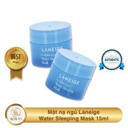 Mặt Nạ Ngủ Water Sleeping Mask 15Ml  Bon91