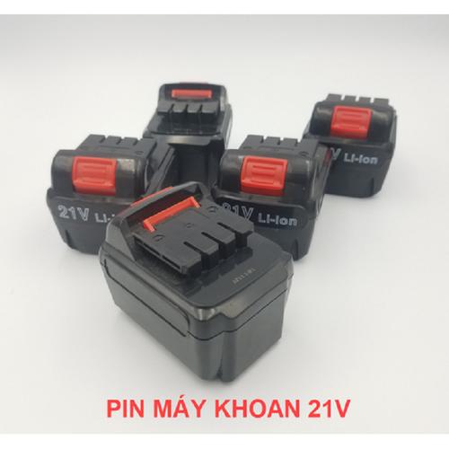 Pin máy khoan 21v - pin 21v