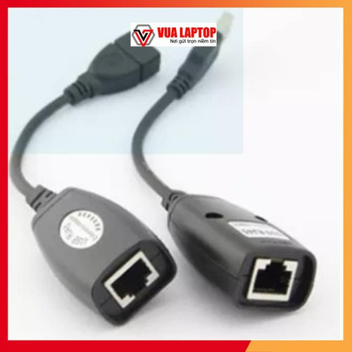 Usb rj45 extension adapter up to 150ft length usb nối dài bằng cáp mạng lan rj45 kéo dài 45m vualaptop - 12158932 , 21454678 , 15_21454678 , 72600 , Usb-rj45-extension-adapter-up-to-150ft-length-usb-noi-dai-bang-cap-mang-lan-rj45-keo-dai-45m-vualaptop-15_21454678 , sendo.vn , Usb rj45 extension adapter up to 150ft length usb nối dài bằng cáp mạng lan rj
