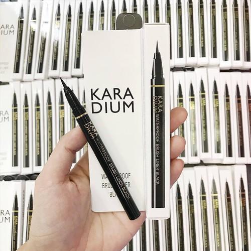 Giá sỉ bút kẻ mắt nước đầu lông karadium waterproof brush liner black - 13313274 , 21488018 , 15_21488018 , 75000 , Gia-si-but-ke-mat-nuoc-dau-long-karadium-waterproof-brush-liner-black-15_21488018 , sendo.vn , Giá sỉ bút kẻ mắt nước đầu lông karadium waterproof brush liner black