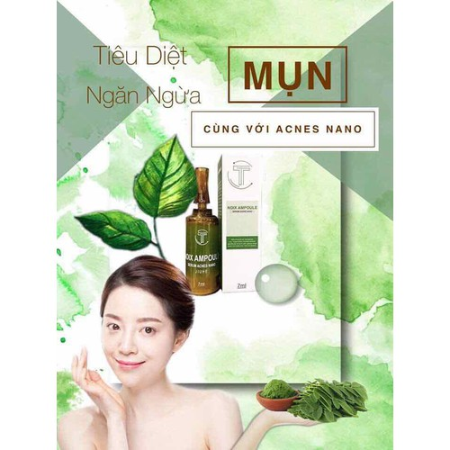 Serum jiuhe acnes nano chuyen trị mụn - 13314820 , 21489890 , 15_21489890 , 120000 , Serum-jiuhe-acnes-nano-chuyen-tri-mun-15_21489890 , sendo.vn , Serum jiuhe acnes nano chuyen trị mụn