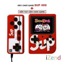 [Tặng tay cầm game đơn] Máy chơi game sup 2 người 400 trò, gamesup đôi - màu ngẫu nhiên