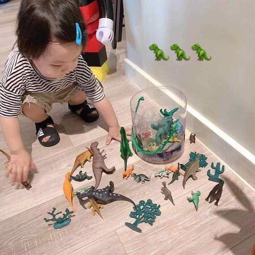 Hộp khủng long cho bé
