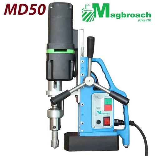 Máy khoan từ magbroach md50
