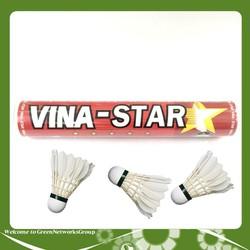 Cầu lông Vina Star đỏ