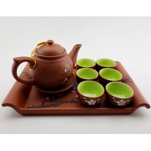 Bộ ấm pha trà đẹp - 13315388 , 21490689 , 15_21490689 , 430000 , Bo-am-pha-tra-dep-15_21490689 , sendo.vn , Bộ ấm pha trà đẹp