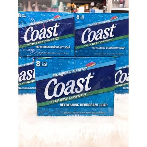 Lốc 8 bánh xà bông coast 113g x 8 made in usa - 13305061 , 21477097 , 15_21477097 , 170000 , Loc-8-banh-xa-bong-coast-113g-x-8-made-in-usa-15_21477097 , sendo.vn , Lốc 8 bánh xà bông coast 113g x 8 made in usa