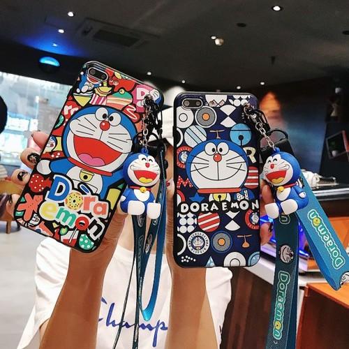 Ốp lưng siêu cute dành cho fan mèo máy đo-rê-mon iphone xs max