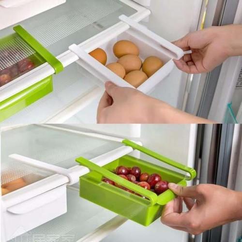 Combo 3 khay nhựa để tủ lạnh thông minh tashuan