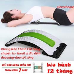 [ FREESHIP] khung nắn chỉnh cột sống chuyên trị thoát vị đĩa đệm - đau lưng đau cột sống - đau lưng do ngồi nhiều giảm đau sau 15 phút sử dụng.
