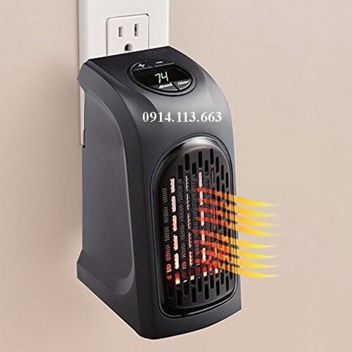 Quạt sưởi ấm 2 chiều handy heater | quạt sưởi siêu ấm áp