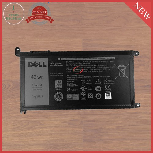 Pin dell inspiron 17 5765  42 wh