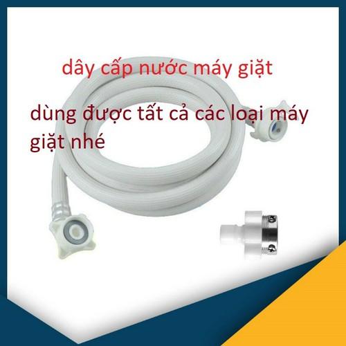 Dây cấp nước máy giặt - dây cấp nước máy giặt | dây cấp nước máy giặt đa năng - dây cấp nước máy giặt đa năng