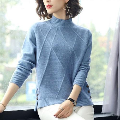 Áo len nữ thời trang chất dày mịn - 13310289 , 21483991 , 15_21483991 , 385000 , Ao-len-nu-thoi-trang-chat-day-min-15_21483991 , sendo.vn , Áo len nữ thời trang chất dày mịn