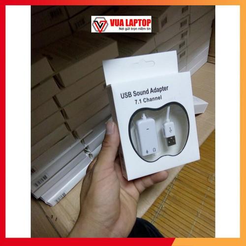 Usb sound dây cáp chuyển đổi usb ra âm thanh cổng 3 5 vualaptop - 12158899 , 21454644 , 15_21454644 , 19800 , Usb-sound-day-cap-chuyen-doi-usb-ra-am-thanh-cong-3-5-vualaptop-15_21454644 , sendo.vn , Usb sound dây cáp chuyển đổi usb ra âm thanh cổng 3 5 vualaptop