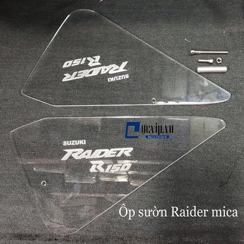 Ốp sườn raider mica đẳng cấp ms1762