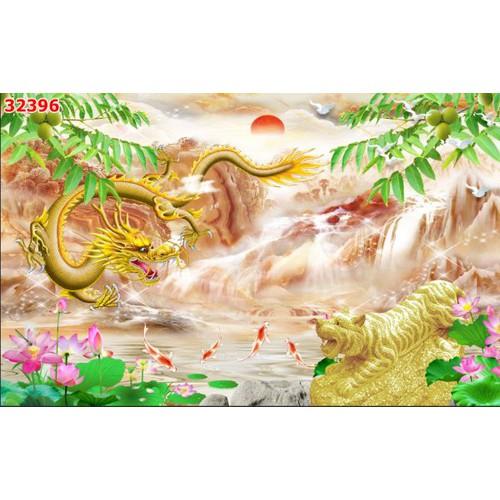 Tranh dán tường rồng vàng - 12909490 , 21496174 , 15_21496174 , 159000 , Tranh-dan-tuong-rong-vang-15_21496174 , sendo.vn , Tranh dán tường rồng vàng