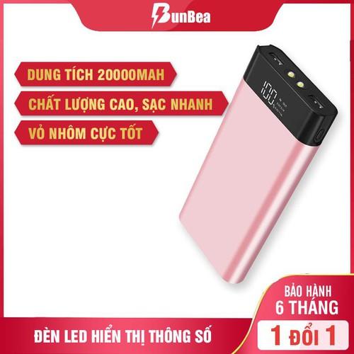 Pin sạc dự phòng 20000mah tốt chất lượng cao high speed sạc nhanh cuc sac du phong vỏ nhôm cực tốt màn hình led m158 - 13331448 , 21510737 , 15_21510737 , 270000 , Pin-sac-du-phong-20000mah-tot-chat-luong-cao-high-speed-sac-nhanh-cuc-sac-du-phong-vo-nhom-cuc-tot-man-hinh-led-m158-15_21510737 , sendo.vn , Pin sạc dự phòng 20000mah tốt chất lượng cao high speed sạc nha