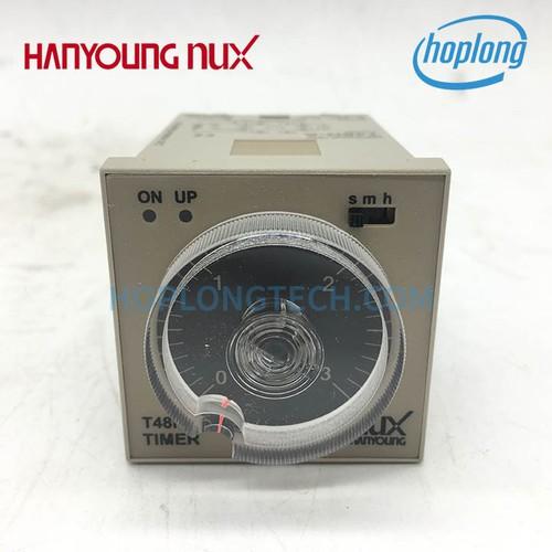 T48n-03a bộ đặt thời gian analog hanyoung