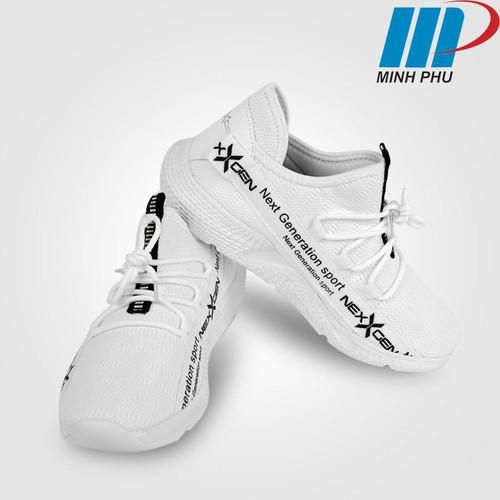 Giày thể thao nữ nexgen nx-18666-trắng